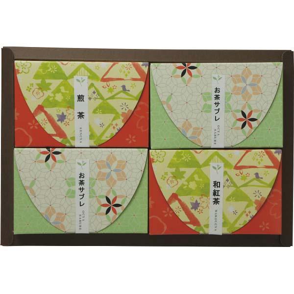 美濃白川茶ティータイムギフト TT-4 の商品画像