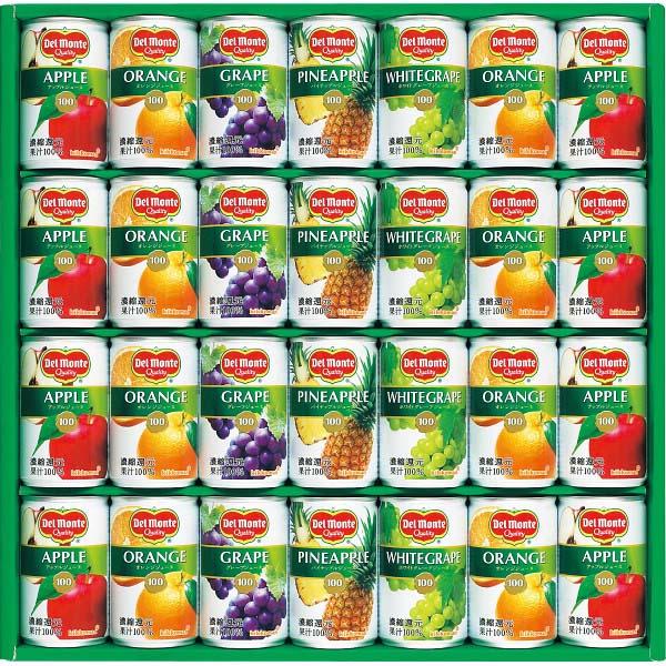 デルモンテ 100%ジュース詰合せ DJ-30 の商品画像