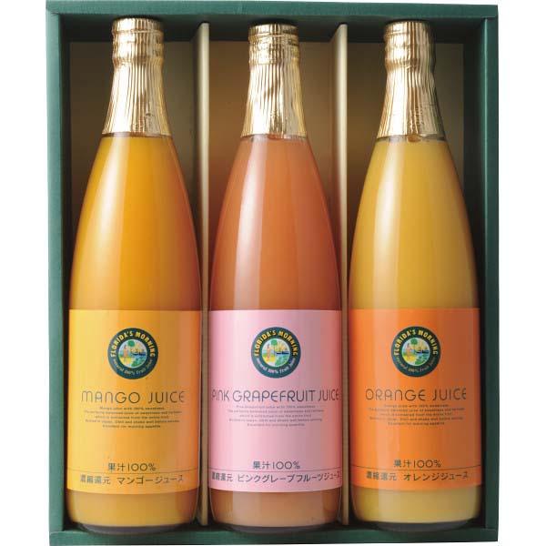 フロリダスモーニング 果汁100%ジュース NFT30 の商品画像