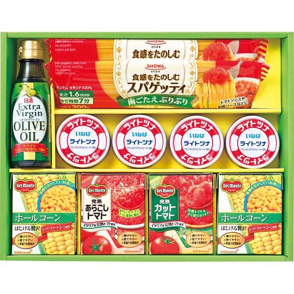 缶詰・パスタセット HPT-A の商品画像