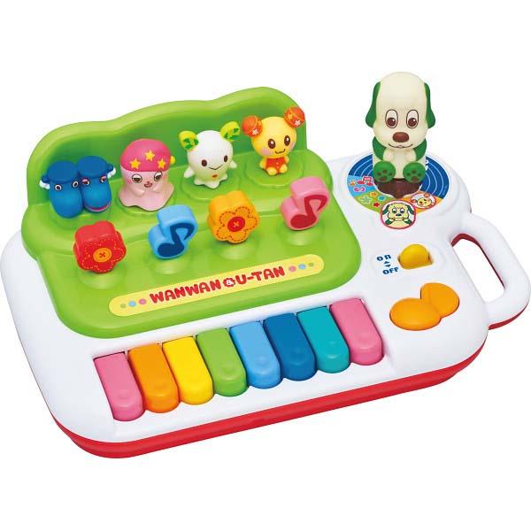 ワンワンとうーたんのいっしょに歌ってピアノ  の商品画像