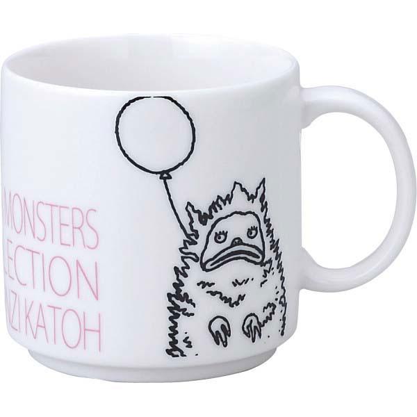 ウルトラモンスターズ フタ付マグカップ ピグモン の商品画像