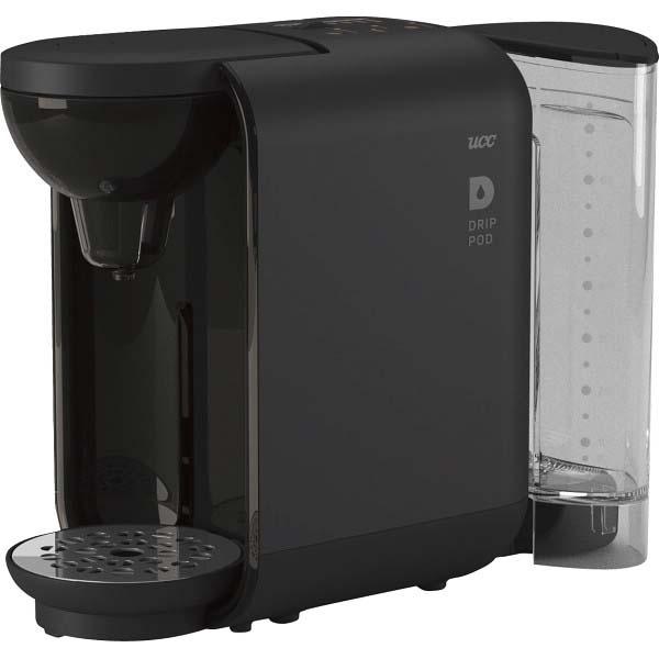 UCC カプセル式コーヒーメーカー「ドリップポッド」 ブラック DP2(K) の商品画像