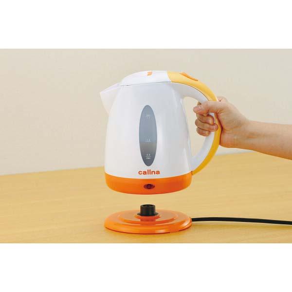 カリーナ 電気ケトル(1.2L) MKM-9306 の商品画像