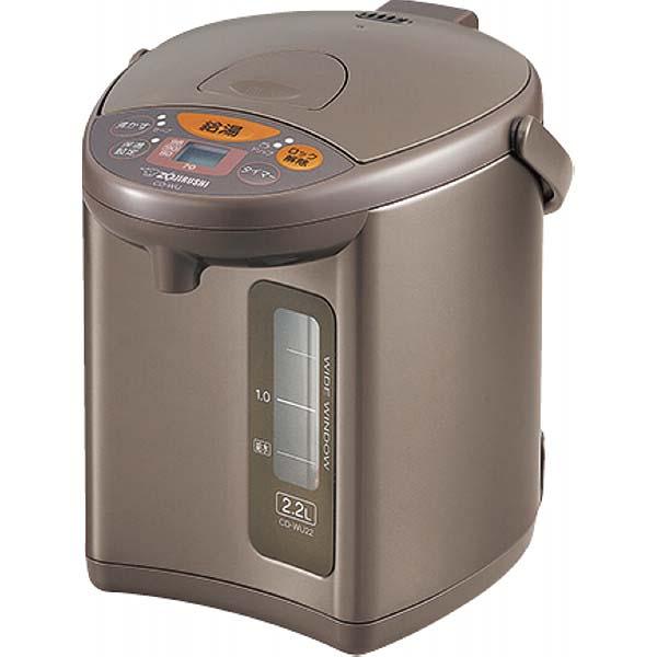 象印 電動給湯ポット(2.2L) CD-WU22-TM の商品画像