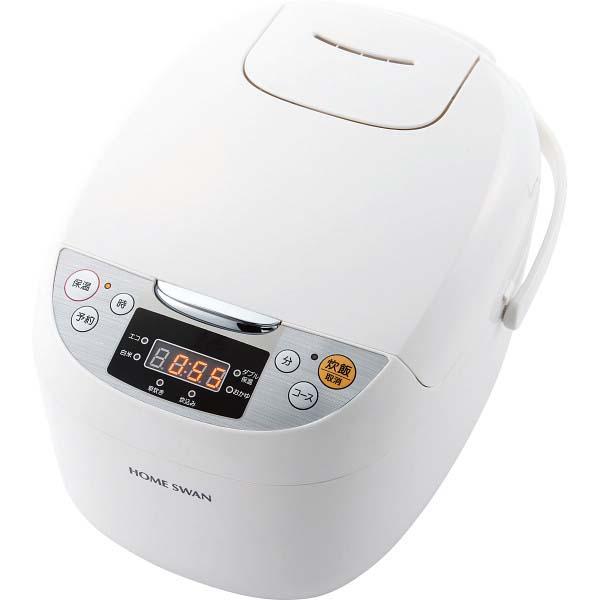 ホームスワン マイコン式炊飯ジャー(5.5合) SRC-55 の商品画像