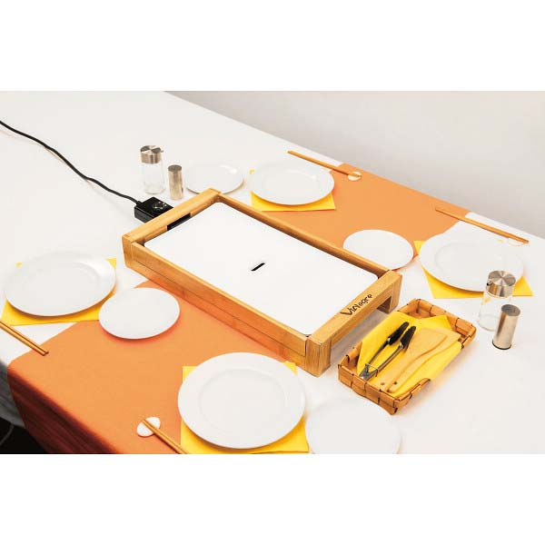 ビアレグレ セラミックグリルプレート VI-SG111W の商品画像