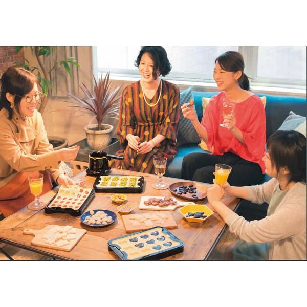 シュアー グミ&チョコメーカー SGM-100BK の商品画像