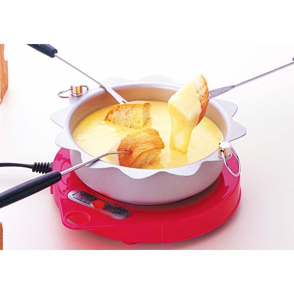電気式シャルウィフォンデュ KS-2726 の商品画像