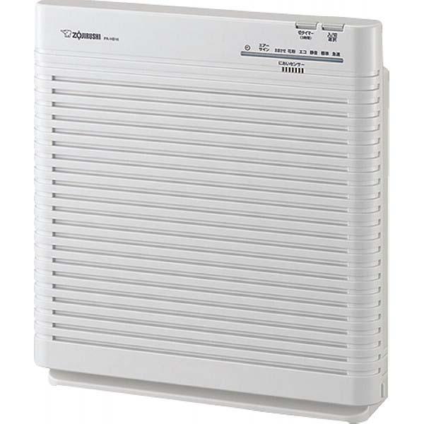象印 空気清浄機(16畳) ホワイト PA-HB16-WA の商品画像
