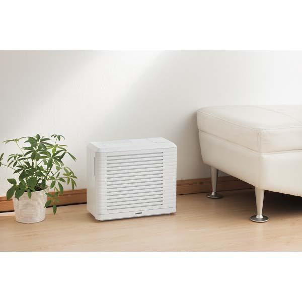 ツインバード パーソナル加湿空気清浄機(3畳) AC-4252W の商品画像