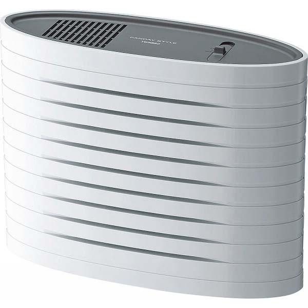 ツインバード 空気清浄機ファンディスタイル(3畳) AC-4234W の商品画像