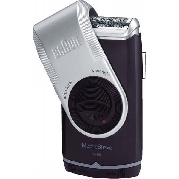 ブラウン ポケットシェーバー(乾電池式) M90 の商品画像