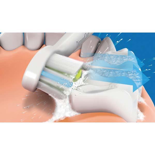 ソニッケアー 電動歯ブラシ ヘルシーホワイト HX6769/43 の商品画像