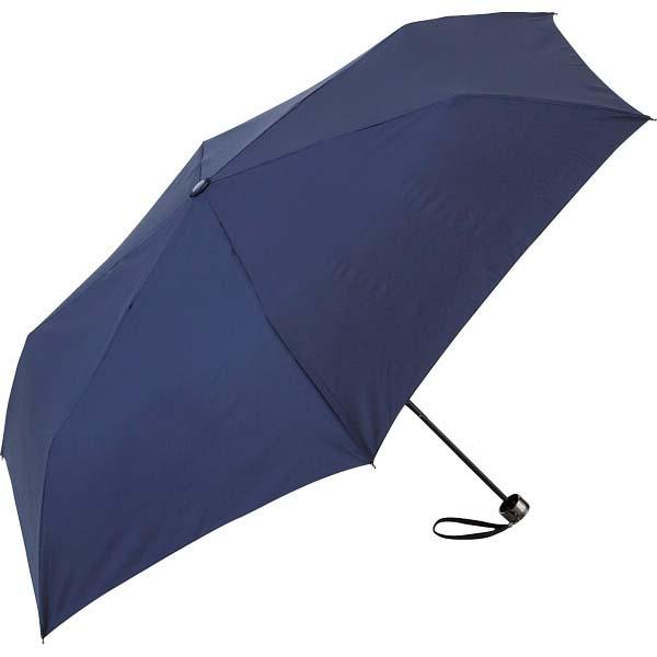 男女兼用 耐風ミニ傘 ネイビー OBH-02WSN の商品画像