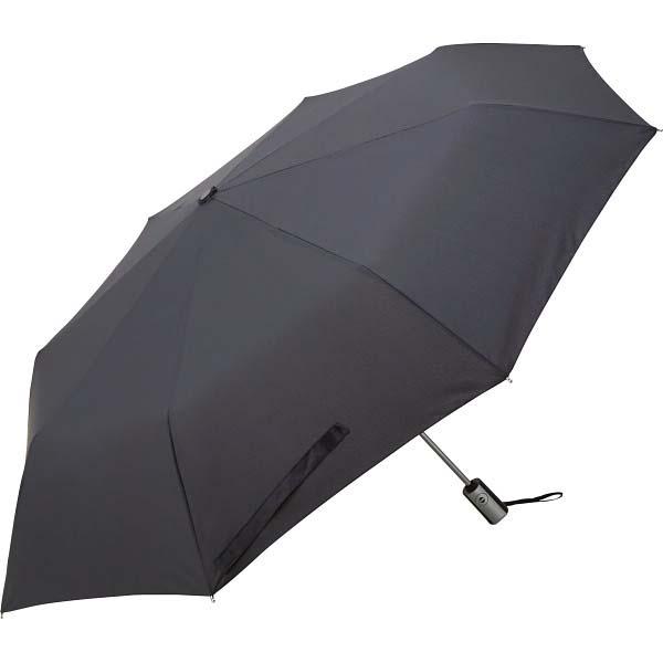65cm耐風式 自動開閉傘 黒 2009-BK の商品画像