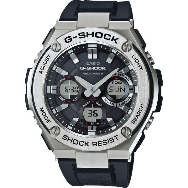 G-SHOCK 腕時計 GST-W110-1A の商品画像