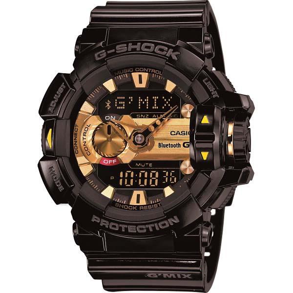 G-SHOCK 腕時計 GBA-400-1A9JF の商品画像