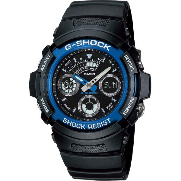 G-SHOCK 腕時計 AW-591-2AJF の商品画像