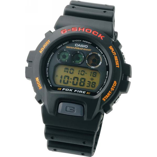 G-SHOCK 腕時計 DW6900B-9 の商品画像