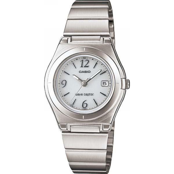 カシオ ソーラー電波レディース腕時計 ホワイト LWQ-10DJ-7A1JF の商品画像