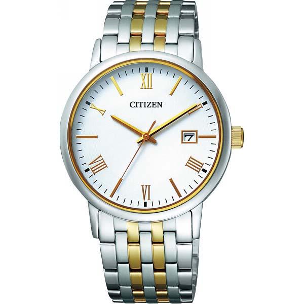 シチズン メンズ腕時計 ホワイト BM6774-51C の商品画像
