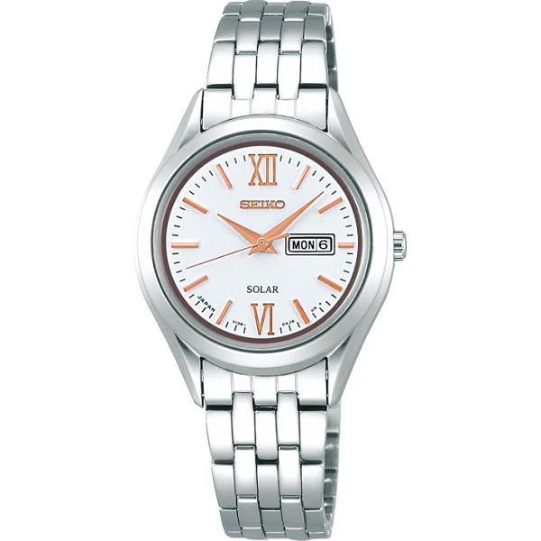 セイコーセレクション ソーラー腕時計 レディース STPX035 の商品画像