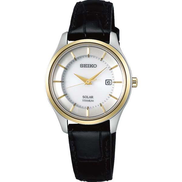 セイコーセレクション ソーラー腕時計 レディース STPX044 の商品画像