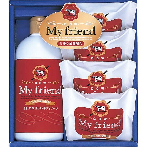 牛乳石鹸 マイフレンド BMF10 の商品画像