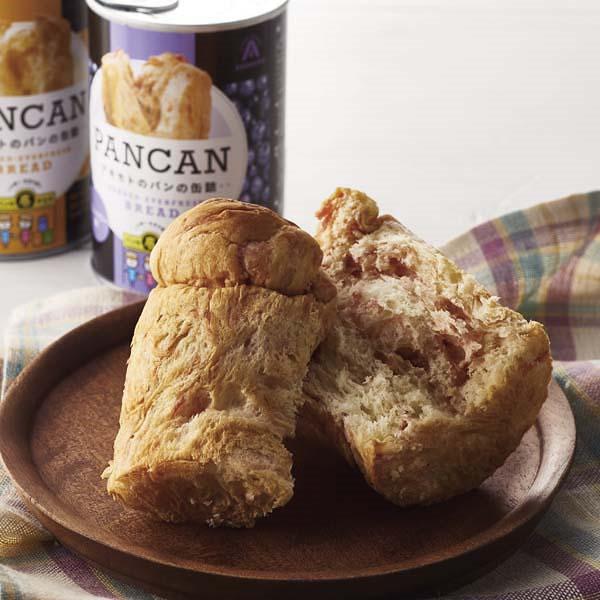 パンの缶詰 防災セット S-PC の商品画像