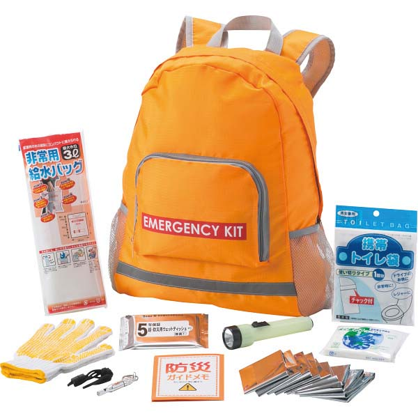 緊急防災10点セット の商品画像