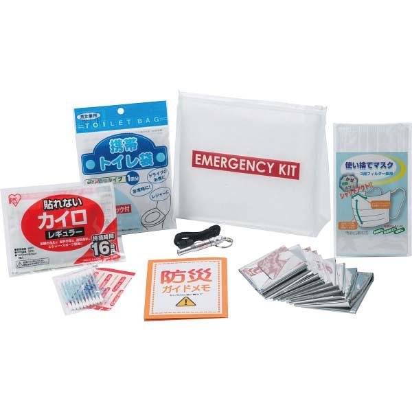 緊急防災8点セット の商品画像