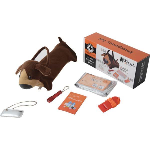セーフティ防災6点セット 番犬くん の商品画像