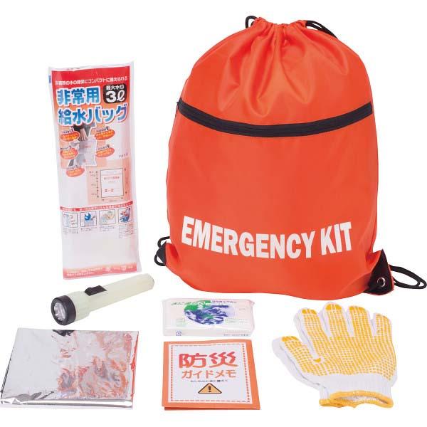 緊急防災7点セット の商品画像