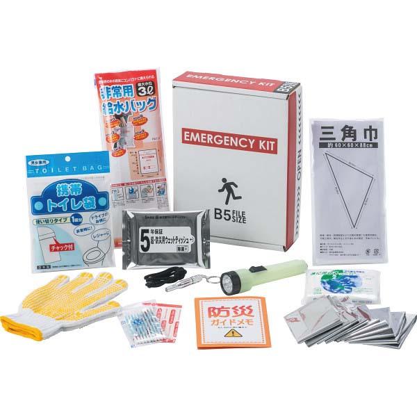 緊急防災11点セット の商品画像