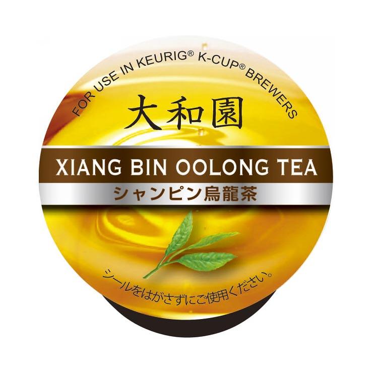キューリグ コーヒーメーカー専用 ブリュースター Kカップ(12個入)シャンピン烏龍茶 411391 の商品画像