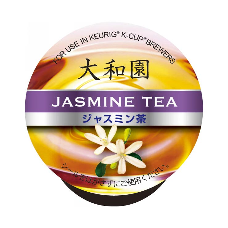 キューリグ コーヒーメーカー専用 ブリュースター Kカップ(12個入)ジャスミン茶 411392 の商品画像