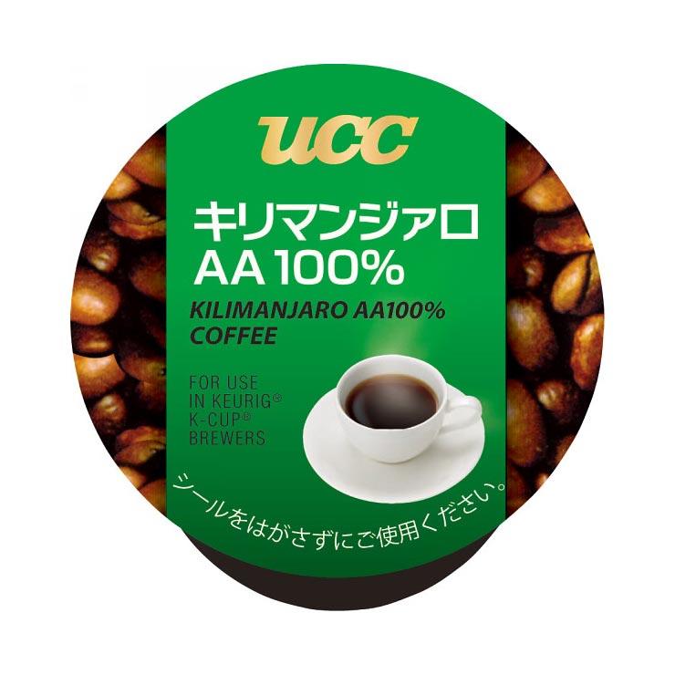 キューリグ コーヒーメーカー専用 Kカップ(12個入)キリマンジァロAA100% 301263 の商品画像