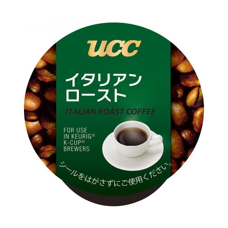 キューリグ コーヒーメーカー専用 ブリュースター Kカップ(12個入)イタリアンロースト 301258 の商品画像