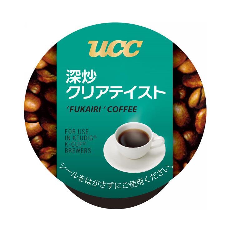 キューリグ コーヒーメーカー専用 Kカップ(12個入)深炒クリアテイスト 301264 の商品画像
