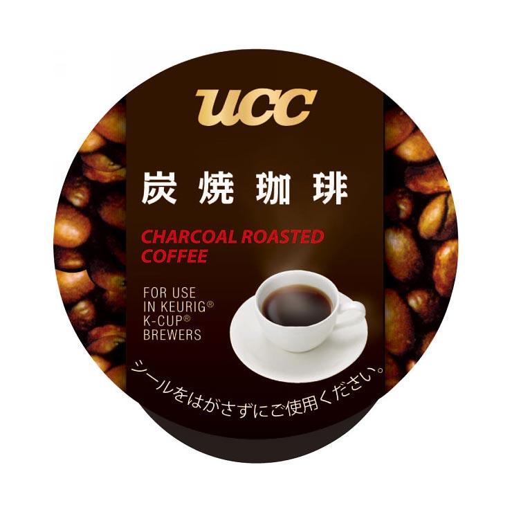 キューリグ コーヒーメーカー専用 Kカップ(12個入)炭焼珈琲 301259 の商品画像