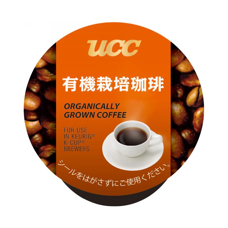 キューリグ コーヒーメーカー専用 Kカップ(12個入)有機栽培珈琲 301261 の商品画像