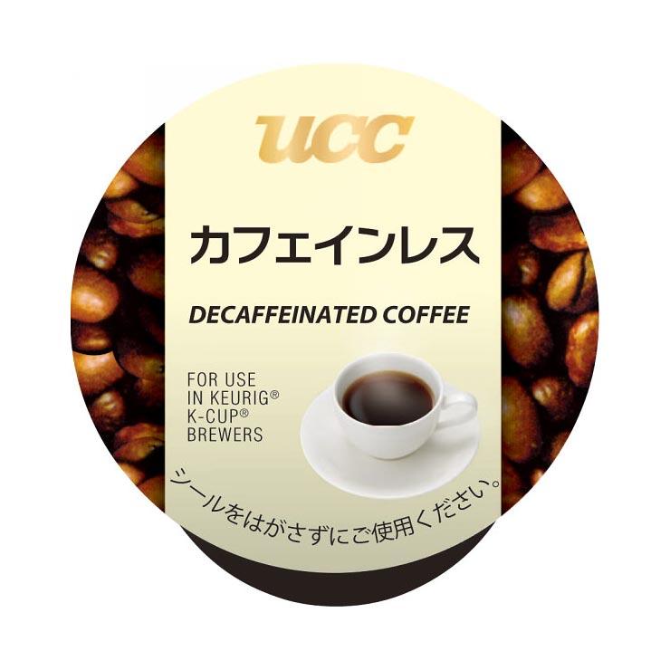 キューリグ コーヒーメーカー専用 Kカップ(12個入)カフェインレス 301262 の商品画像