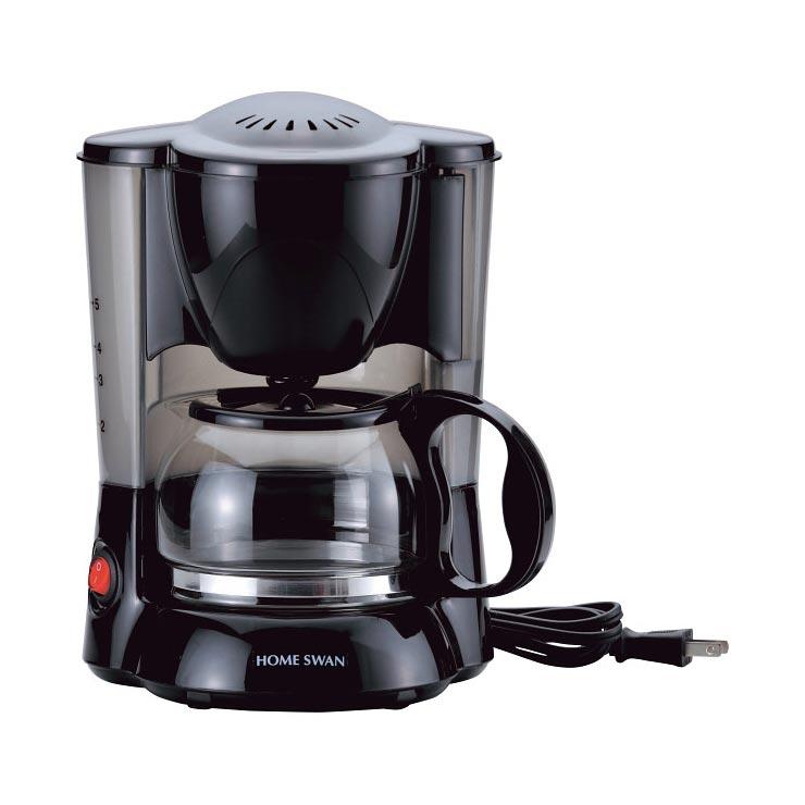 ホームスワン コーヒーメーカー(5杯用) SCM‐05(B) の商品画像