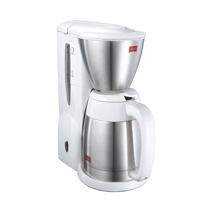 メリタ コーヒーメーカー ノアホワイト SKT54−3−W の商品画像