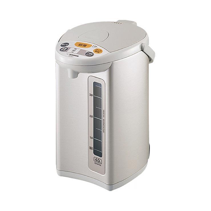 象印 電動給湯ポット(4.0リットル)グレー CD‐WY40‐HA の商品画像