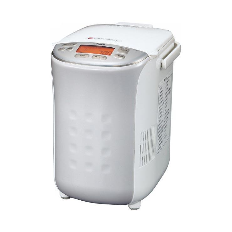タイガー IHホームベーカリー(1斤)ホワイト KBX−A100W の商品画像