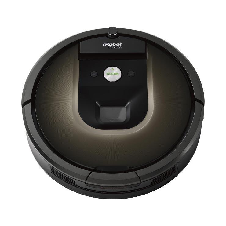 ロボット掃除機 ルンバ980 R980060 の商品画像