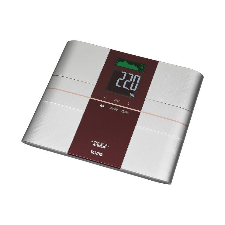タニタ 体組成計インナースキャン デュアルレッド RD501RD の商品画像