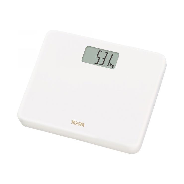 タニタ デジタルヘルスメーター ホワイト HD660WH の商品画像